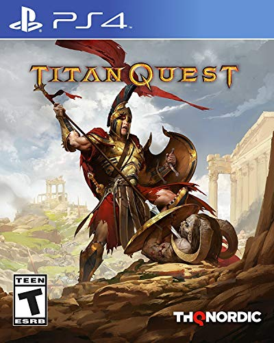 Titan Quest: Standard Edition - PlayStation 4
