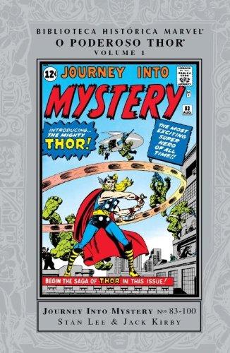 Biblioteca Historica Marvel - O Poderoso Thor - Volume 1