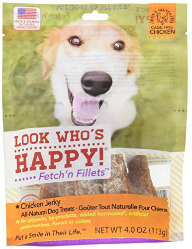 Look Who's Happy Products Fetch N Filets