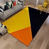 Hisunny Tapis Chambre Fille Teppich Babyzimmer Teppich Nach Mass Vintage Design fürs Wohnzimmer, Esszimmer oder Kinderzimmer 180x260cm