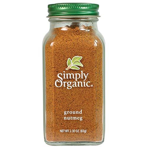Simply Organic Nutmeg