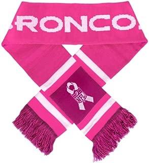 Denver Broncos 2012 NFL Breast Cancer Foundation Team Stripe Scarf