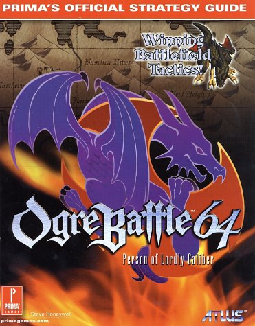 Ogre Battle 64: Person of Lordly Caliber - Prima
