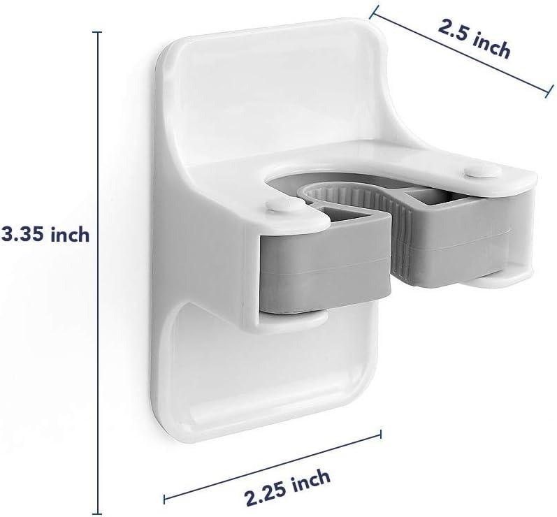 Color White 6 per Pack Tetra-Teknica UH03-6P-W Heavy Duty Garage Storage Utility Hooks