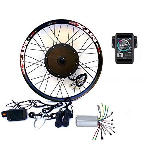 theebikemotor Waterproof 48V1500W Electric MTB Bicycle E Bike Hub Motor Conversion kit MTX Rim