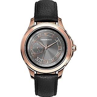 Emporio Armani Mens Smartwatch with Leather Strap ART5012 (B07J2S83QW) | Amazon price tracker / tracking, Amazon price history charts, Amazon price watches, Amazon price drop alerts