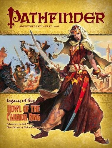 Legacy of Fire: Howl of the Carrion King (Pathfinder: Adventure Path)