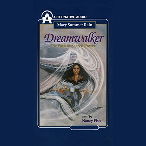 Dreamwalker audiobook cover art