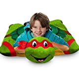 Product Image of the Nickelodeon TMNT Jumboz Pillow Petz Floor Pillow - Raphael 30' Stuffed Animal...