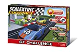 Scalextric Compact- Circuito Compact GT Challenge (Fabrica de Juguetes C10127S500)