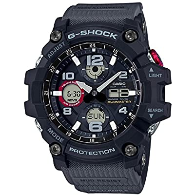 Casio G-Shock Master of G Mudmaster GWG-100-1A8JF
