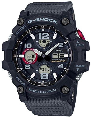 Casio G-Shock Master of G Mudmaster GWG-100-1A8JF 1