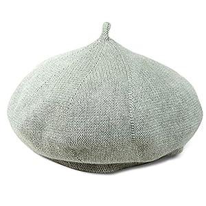 (ジロウズ)JIRROUZ コットン ベレー帽 大人 キッズ ベビー(全20色) (3サイズ) サマー カラフル シンプル ニット メンズ レディース 男女兼用