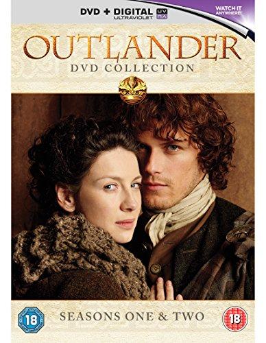 Outlander - Series 1+2 (5 DVDs)