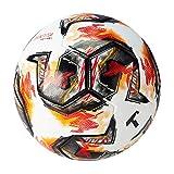 T1TAN Dragon Matchball Taglia 5 per i Club - Pallone da Calcio Maschile e Femminile Taglia 5 - Pallone Thermo-Bonded - Senza Cucitura