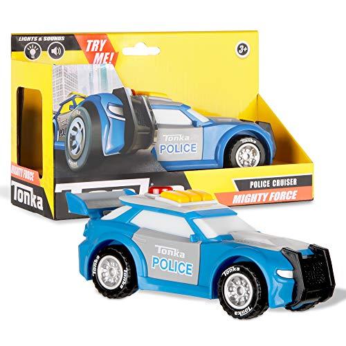 Tonka Mighty Machines Lights & Sounds  - Police Cruiser