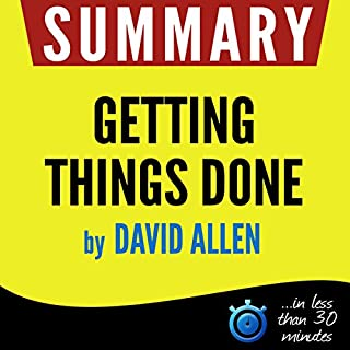 Summary: Getting Things Done cover art