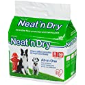 50-Count IRIS USA Neat 'n Dry Premium Pet Training Pads