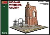 MiniArt 36030 - Diorama mit Kirchenruine -