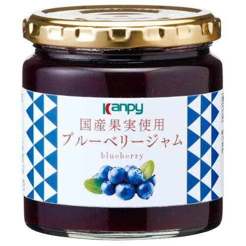 国産果実使用ブルーベリージャム
