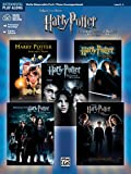 Harry Potter Instrumental Solos Movies 1-5 (Pop Instrumental Solo)