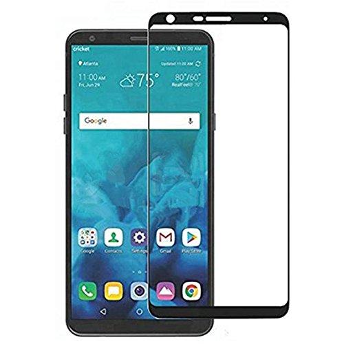 Displayschutzfolie für LG Stylo4 Q710MS – Full Cover Silk Tempered Glass Anti-Explosion Schutzfolie für LG Stylo 4 LG Q710CS LG Q710MS LG Stylo4 Phone