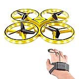 lesgos Drone RC pour Enfants, Mini Drone Rotatif à 360 avec 32 lumières LED, Jouets...