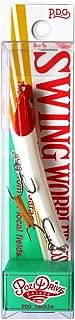 POZIDRIVEGARAGE(ポジドライブガレージ) ミノー スウィング ウォブラー 85S #01RH (レッドヘッドパール) ルアー