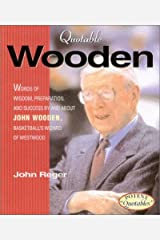 Quotable Wooden (Potent Quotables) Hardcover