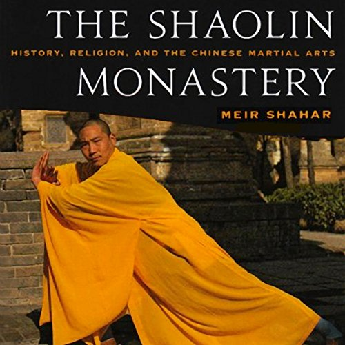 The Shaolin Monastery audiobook cover art