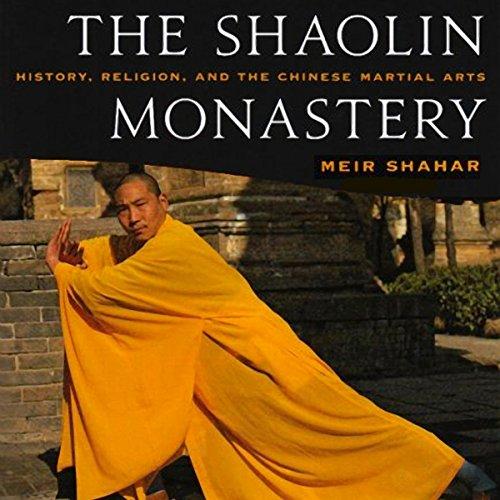 The Shaolin Monastery cover art