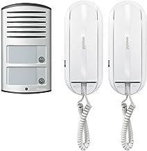 Bticino 366821 Linea 2000 tweeweg audio deuringang kit met Sprint L2 handsets
