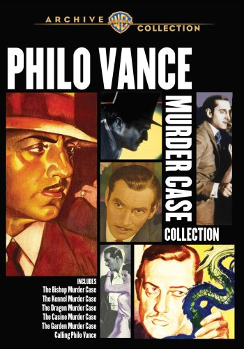 Philo Vance Murder Case Collection [Edizione: Stati Uniti] [Italia] [DVD]