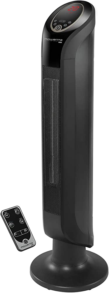 Rowenta termoventilatore a torretta con telecomando SO9420