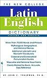 The Bantam New College Latin & English Dictionary (The Bantam New College Dictionary) (English and Latin...