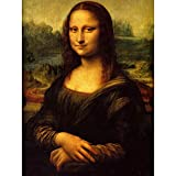 Wee Blue Coo Leonardo DI Ser Piero DA Vinci Mona Lisa Old