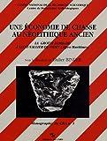 Une économie de chasse au néolithique ancien: La grotte Lombard à Saint-Vallier-de-Thiey (Alpes-Maritimes) (Monographie du CRA)