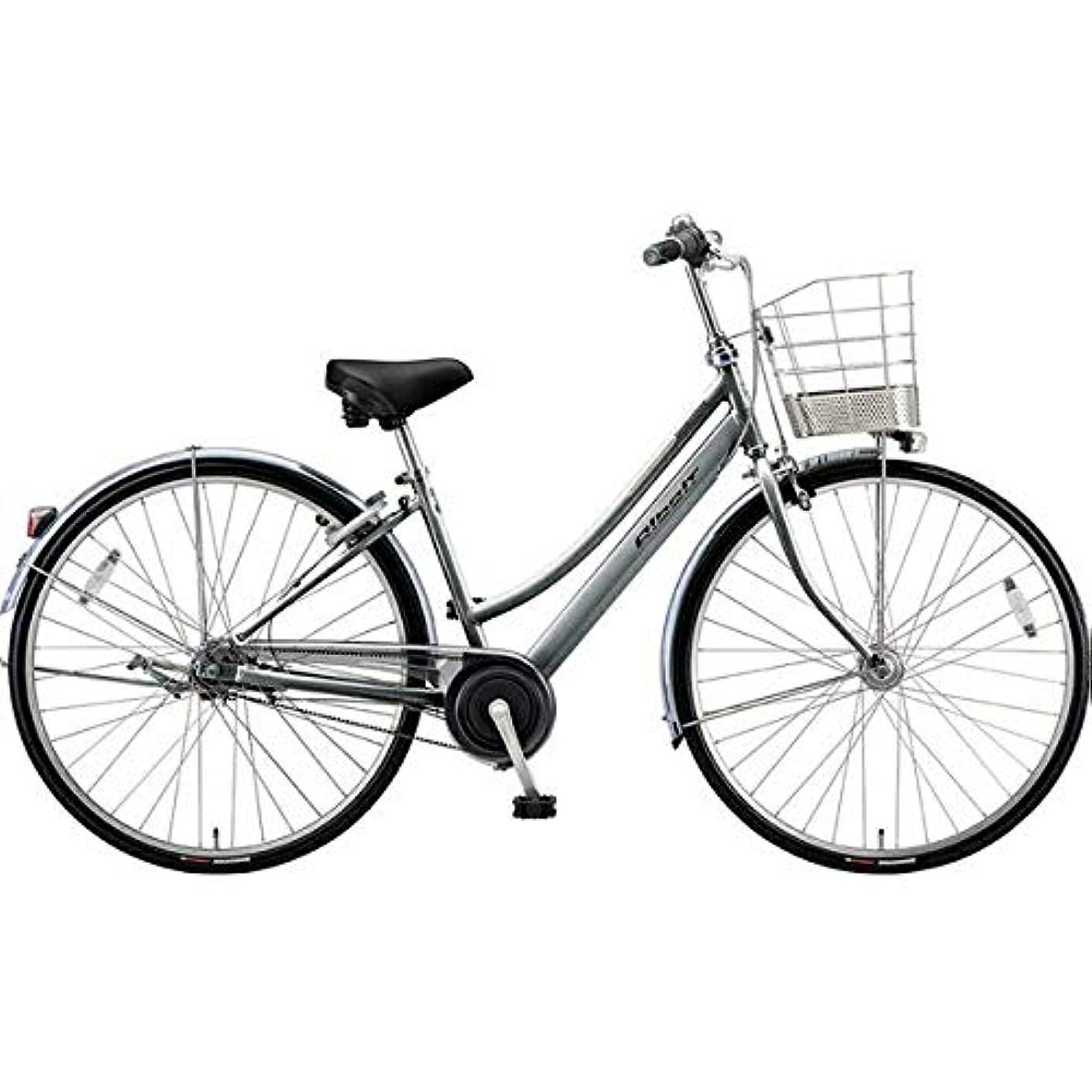 呼ぶしばしば重要ブリヂストン シティサイクル自転車 アルベルト A65LB M.スパークルシルバー M.スパークルシルバー