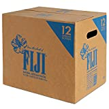 FIJI Natural Artesian Water, 50.7 Fl Ounce Bottle (Pack of 12)