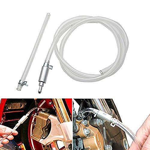 Maso, tubo di spurgo freni, strumento di spurgo per frizione e freni idraulici, valvola unidirezionale per moto e auto