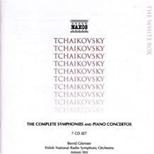 Tchaikovsky: The Complete Symphonies and Piano Concertos