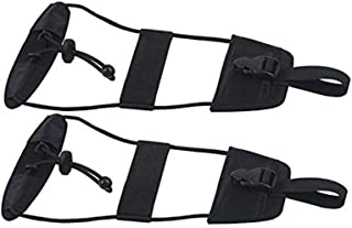 Travel Luggage Strap, Manords Luggage Suitcase Adjustable Belt Carry On Bungee (2 Packs)