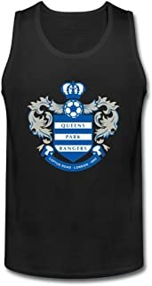 ZHENGXINGZHENGXING Men's Queens Park Rangers FC Logo Customized QPR tops
