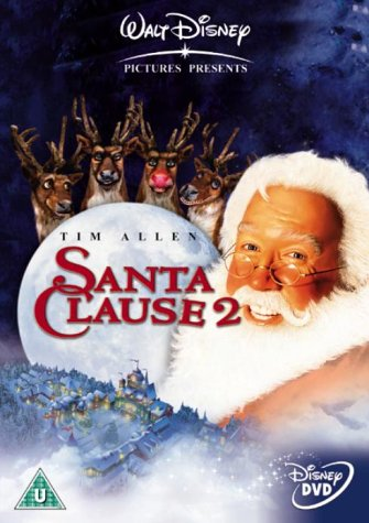 The Santa Clause 2 [DVD] [2002]