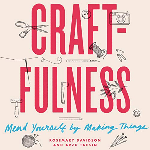 Craftfulness audiobook cover art