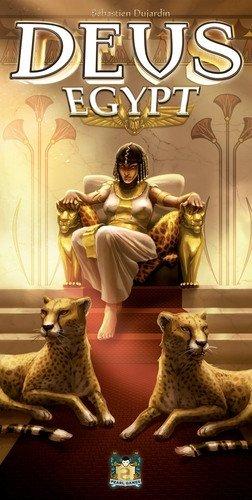 Asmodee- Deus Egypt - English (DEUS02)