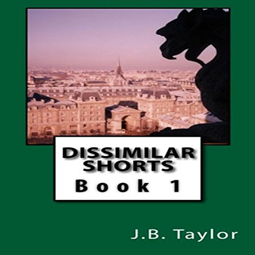 Dissimilar Shorts audiobook cover art