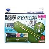 ダイヤゴルフ アライメントスティックギアシリーズ ダイヤパットアライメント TR-471 クリア