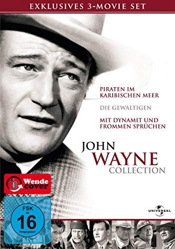 John Wayne Collection [3 DVDs]