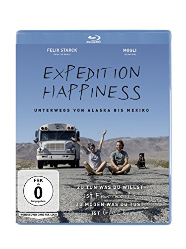 Expedition Happiness [Blu-ray]